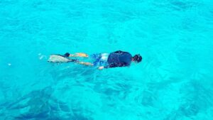 Snorkling Turks and Caicos