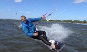 Kitesurf demo Blekinge-Skåne