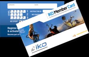 IKO medlemskort