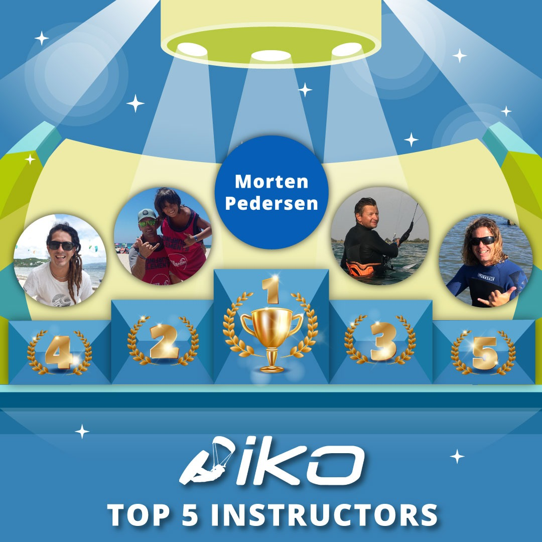 Topp 5 IKO instruktör i världen