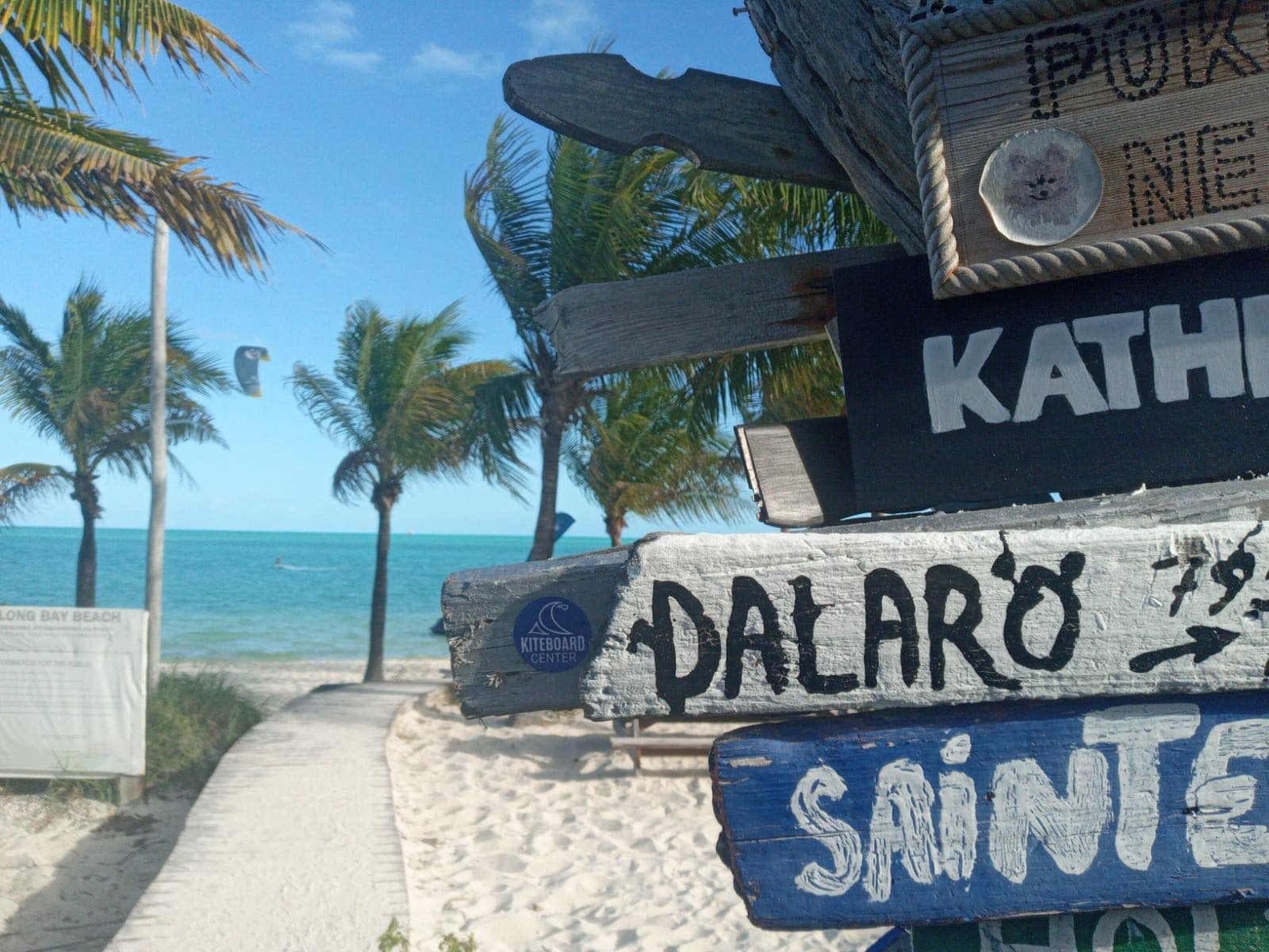 Turks and Caicos kitebeaches Dalarö