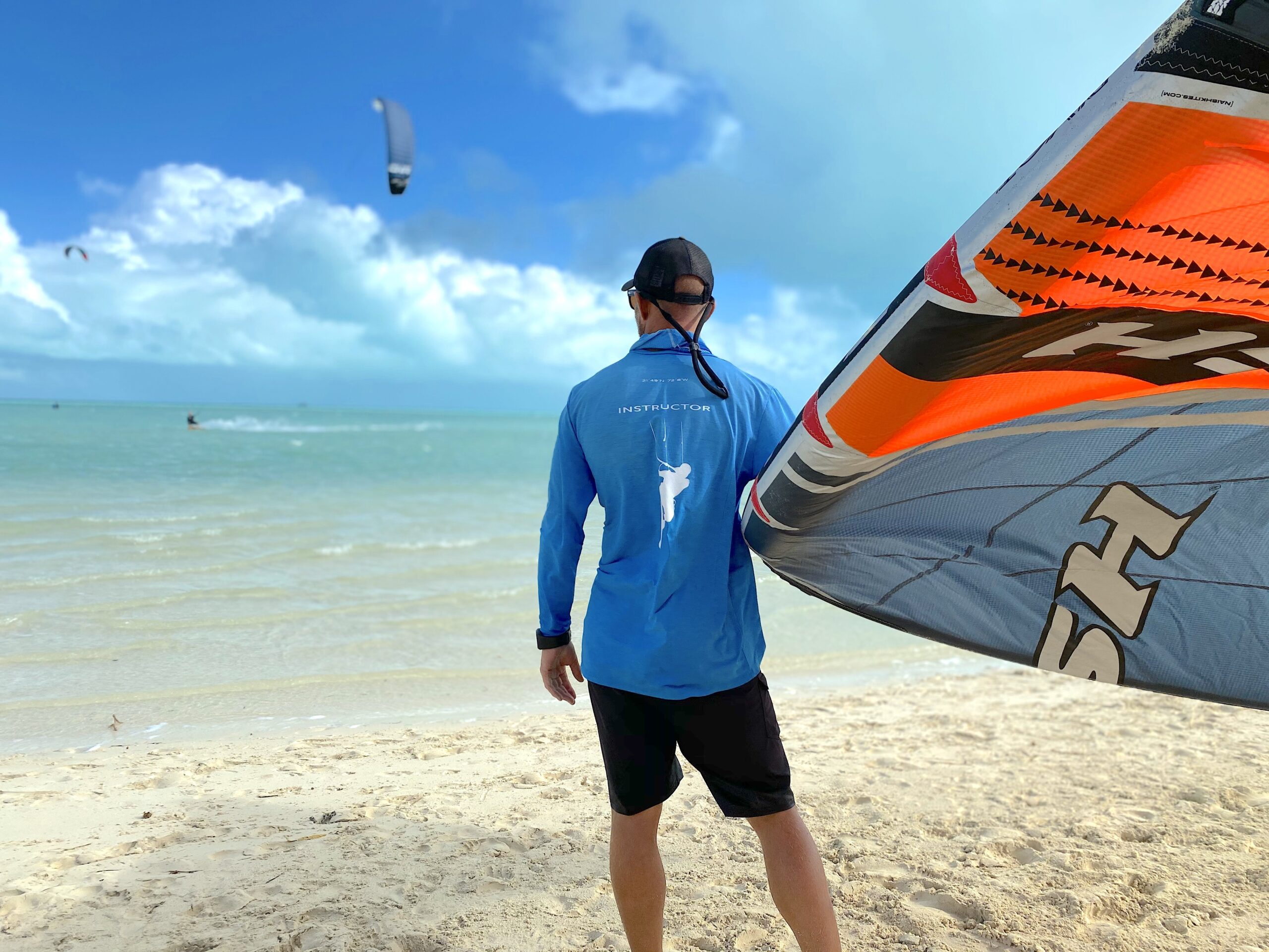 Börja kitesurfa - guide för kitekurs nybörjare
