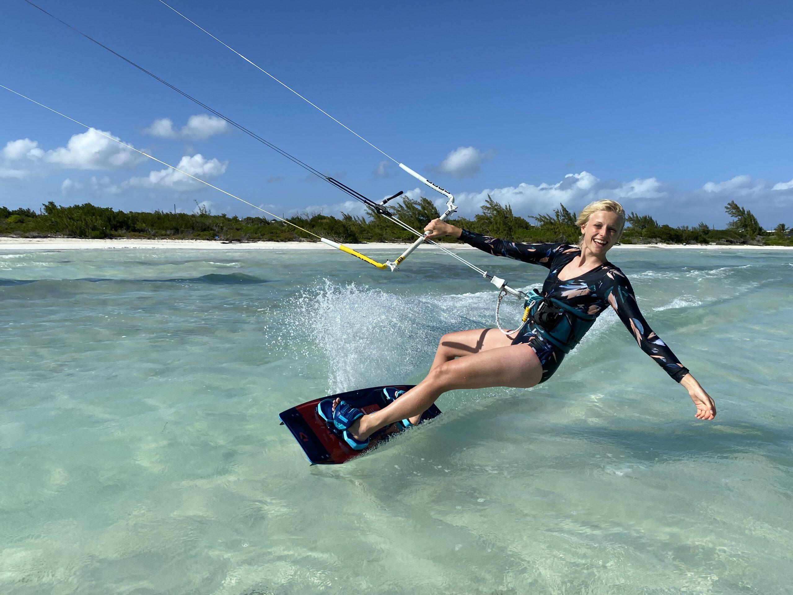 Börja kitesurfa - en guide för kitekurs nybörjare