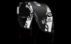 Core Nexus 9 m2 - liten kite, för starka vindar