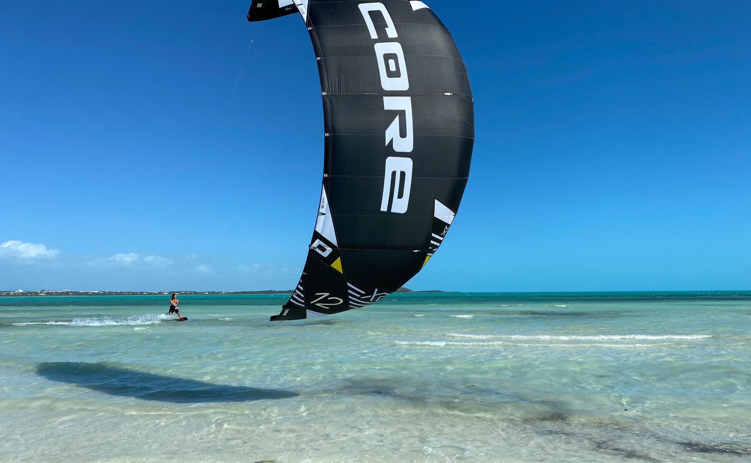 Lär dig kitesurfa i sommar