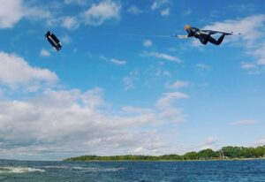 Kiteboardcenter ambassadör Öland