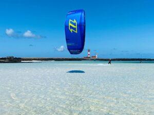 Kitezonen - ditt bästa ställe för kitesurfing progression