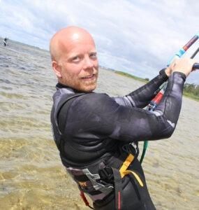 Kiteboardcenter Team Martin Öhman